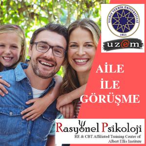 AİLE İLE GÖRÜŞME (ONLİNE) Image