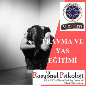 TRAVMA VE YAS EĞİTİMİ (ONLİNE) Image