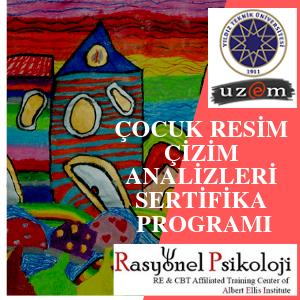 ÇOCUK RESİM ÇİZİM ANALİZLERİ SERTİFİKA PROGRAMI (ONLİNE) Image